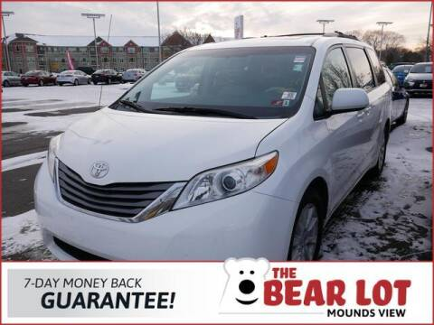 2013 Toyota Sienna for sale at Rydell Auto Outlet in Mounds View MN