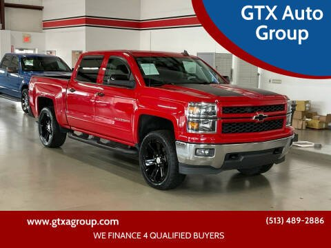2015 Chevrolet Silverado 1500 for sale at GTX Auto Group in West Chester OH