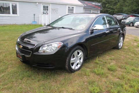 2011 Chevrolet Malibu for sale at Manny's Auto Sales in Winslow NJ