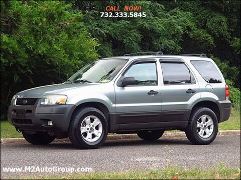 2005 Ford Escape for sale at M2 Auto Group Llc. EAST BRUNSWICK in East Brunswick NJ