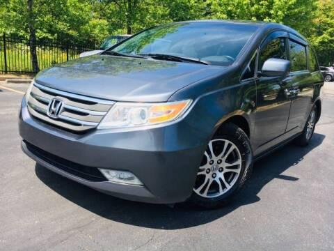 2011 Honda Odyssey for sale at Atlanta United Motors in Buford GA