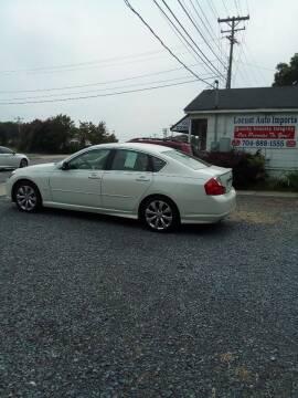 2007 Infiniti M35 for sale at Locust Auto Imports in Locust NC