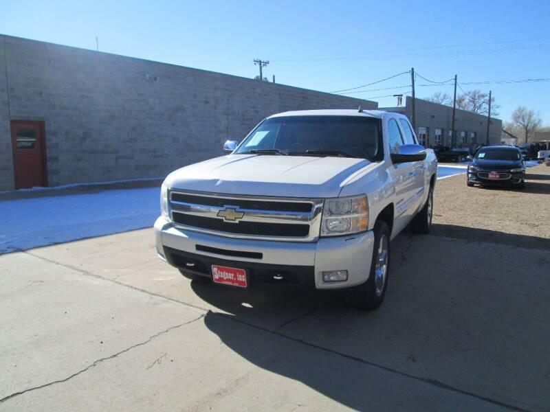 2011 Chevrolet Silverado 1500 for sale at Stagner INC in Lamar CO