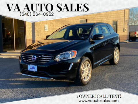 2015 Volvo XC60 for sale at Va Auto Sales in Harrisonburg VA
