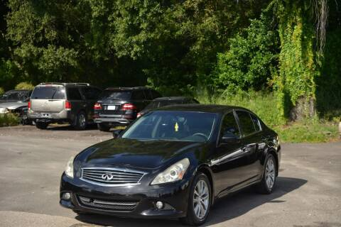 2011 Infiniti G25 Sedan for sale at Motor Car Concepts II - Kirkman Location in Orlando FL