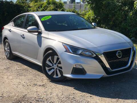 2019 Nissan Altima for sale at Best Cars Auto Sales in Everett MA