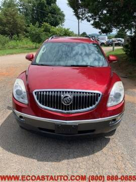 2012 Buick Enclave for sale at East Coast Auto Source Inc. in Bedford VA