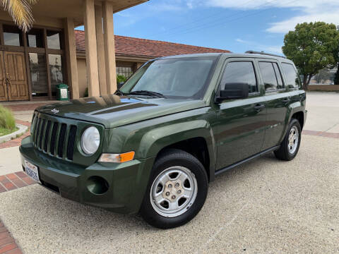 2008 Jeep Patriot for sale at Auto Hub, Inc. in Anaheim CA