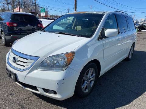 2010 Honda Odyssey for sale at MFT Auction in Lodi NJ