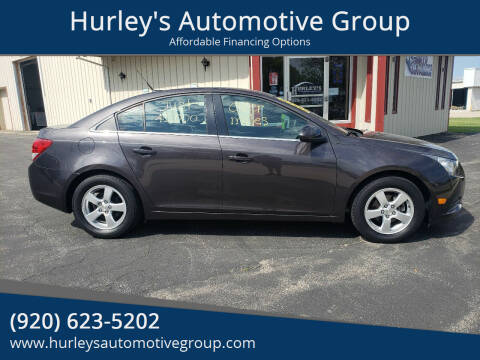 2014 Chevrolet Cruze for sale at Hurley's Automotive Group in Columbus WI