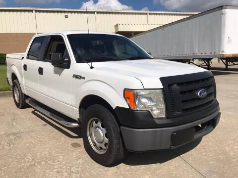 2010 Ford F-150 for sale at El Camino Auto Sales in Sugar Hill GA