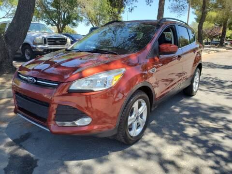 2014 Ford Escape for sale at Matador Motors in Sacramento CA