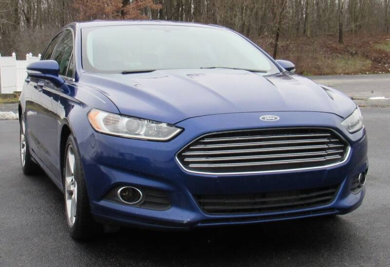 2015 Ford Fusion for sale at Car Culture in Warren OH
