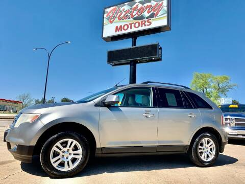 2008 Ford Edge for sale at Victory Motors in Waterloo IA