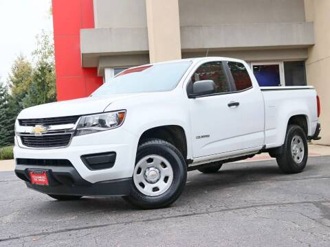 2016 Chevrolet Colorado for sale at Schaumburg Pre Driven in Schaumburg IL