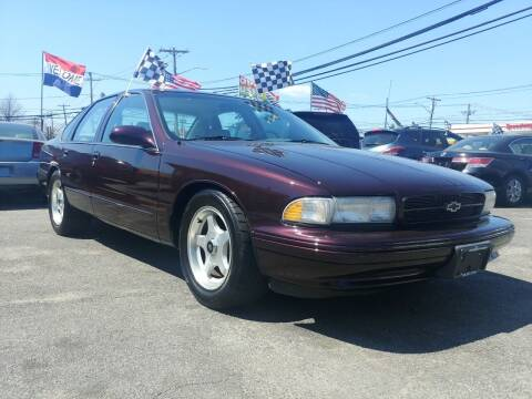 1995 Chevrolet Impala for sale at Viking Auto Group in Bethpage NY