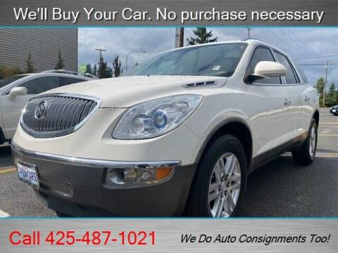2008 Buick Enclave for sale at Platinum Autos in Woodinville WA