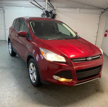 2016 Ford Escape for sale at Mass Auto Exchange in Framingham MA