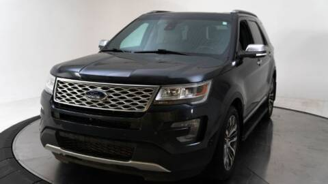 2017 Ford Explorer for sale at AUTOMAXX MAIN in Orem UT