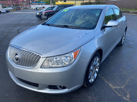 2014 Buick LaCrosse for sale at IMPALA MOTORS in Memphis TN
