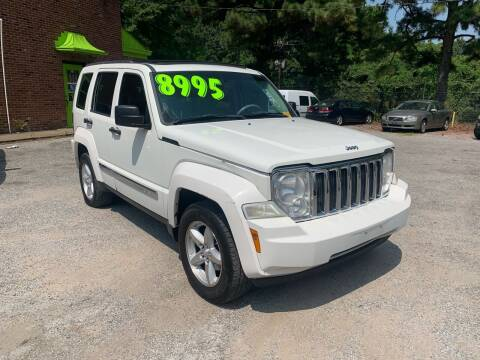 2008 Jeep Liberty for sale at Super Wheels-N-Deals in Memphis TN