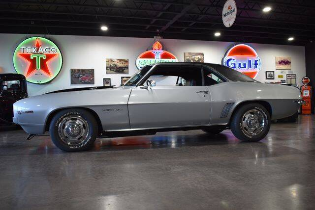 1969 Chevrolet Camaro for sale at Choice Auto & Truck Sales in Payson AZ