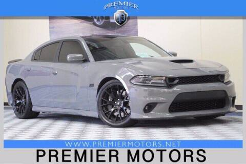 2019 Dodge Charger for sale at Premier Motors in Hayward CA