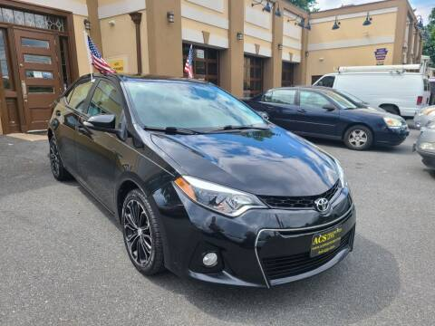 2014 Toyota Corolla for sale at ACS Preowned Auto in Lansdowne PA