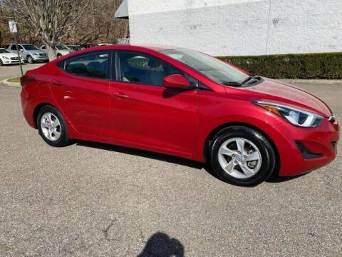 2015 Hyundai Elantra for sale at Select Auto in Smithtown NY