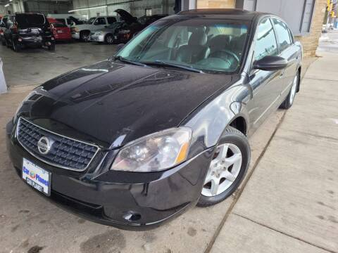 2005 Nissan Altima for sale at Car Planet Inc. in Milwaukee WI