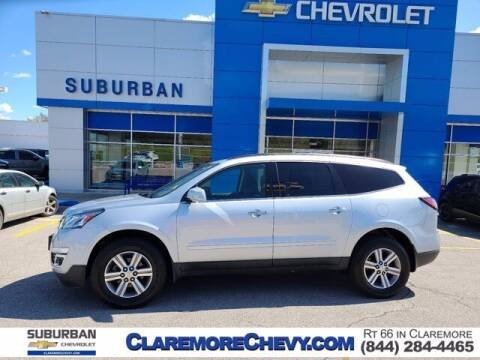 2017 Chevrolet Traverse for sale at Suburban Chevrolet in Claremore OK