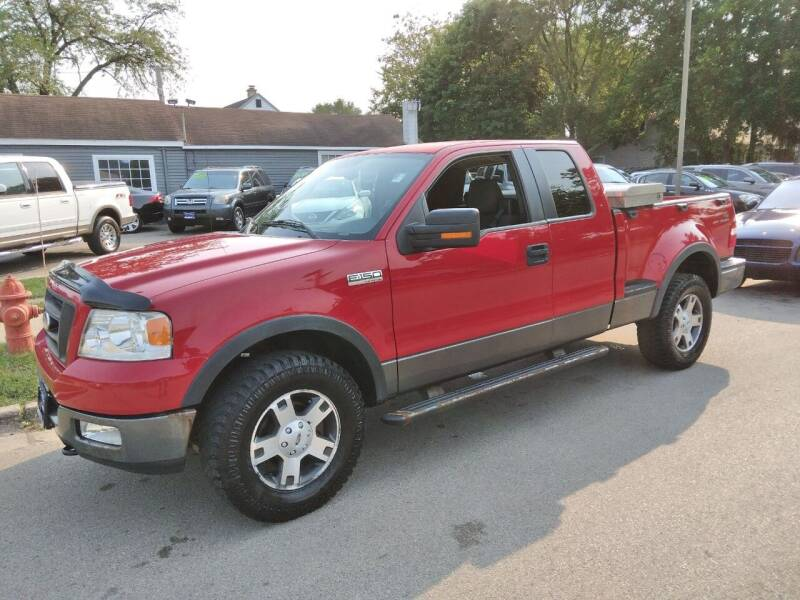 2005 Ford F-150 for sale at CPM Motors Inc in Elgin IL