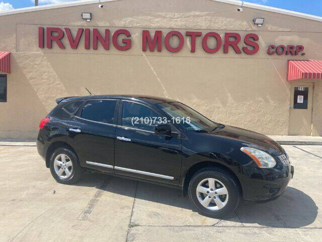 2013 Nissan Rogue for sale at Irving Motors Corp in San Antonio TX