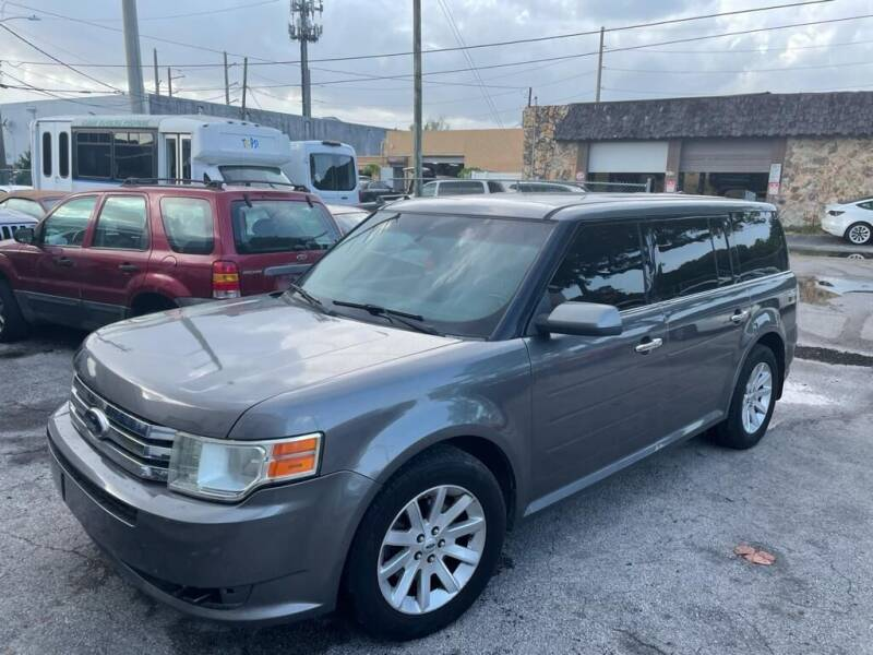 2010 Ford Flex for sale at YID Auto Sales in Hollywood FL