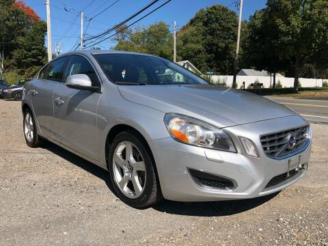 2012 Volvo S60 for sale at Specialty Auto Inc in Hanson MA