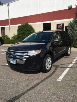 2013 Ford Edge for sale at Specialty Auto Wholesalers Inc in Eden Prairie MN