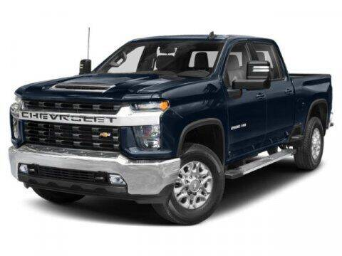 2021 Chevrolet Silverado 2500HD for sale at Stephen Wade Pre-Owned Supercenter in Saint George UT