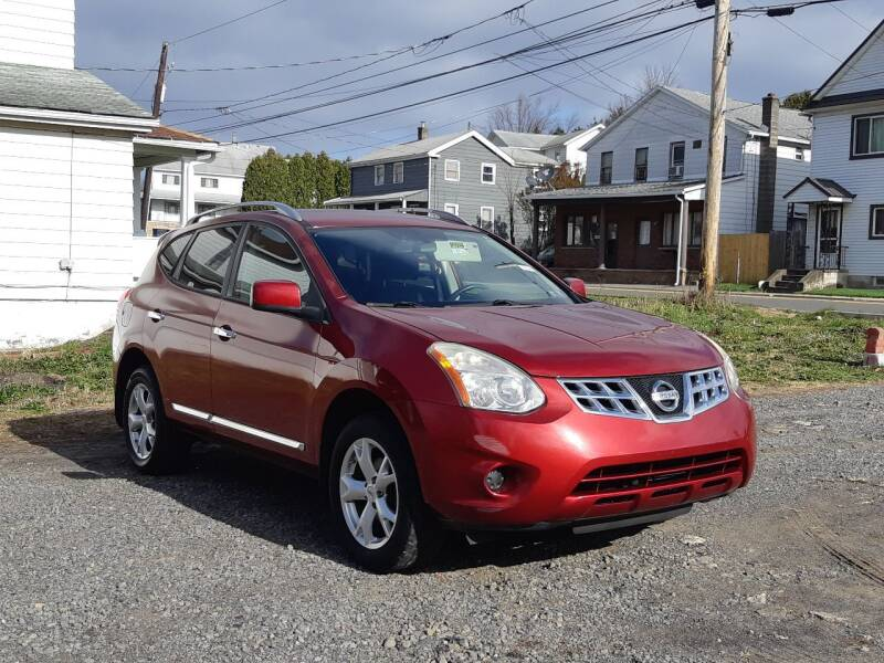 2011 Nissan Rogue for sale at MMM786 Inc. in Wilkes Barre PA