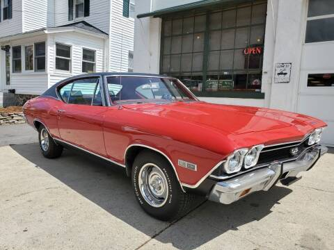 1968 Chevrolet Chevelle for sale at Carroll Street Auto in Manchester NH