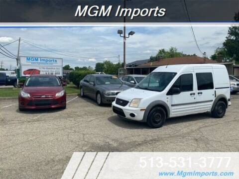 2010 Ford Transit Connect for sale at MGM Imports in Cincannati OH