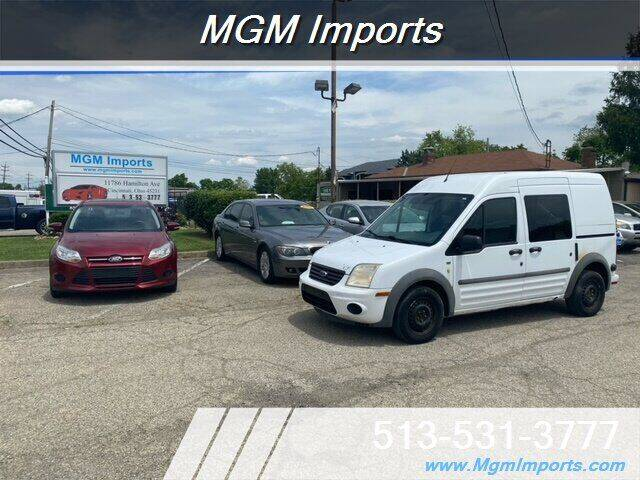 2010 Ford Transit Connect for sale at MGM Imports in Cincinnati OH
