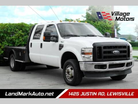 2010 Ford F-350 Super Duty for sale at Village Motors in Lewisville TX