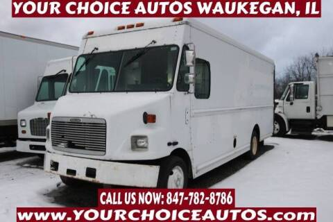 2001 Freightliner MT45 for sale at Your Choice Autos - Waukegan in Waukegan IL