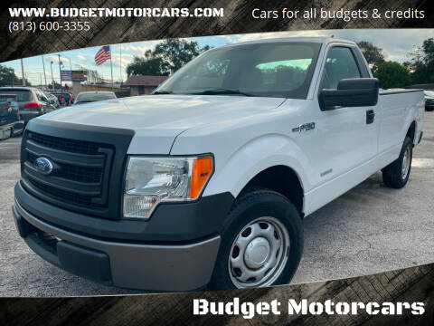 2013 Ford F-150 for sale at Budget Motorcars in Tampa FL