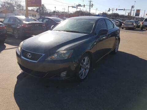 2006 Lexus IS 350 for sale at Nile Auto in Fort Worth TX