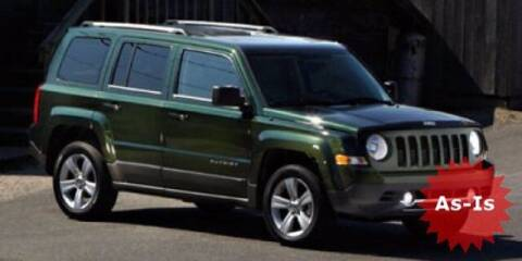 2011 Jeep Patriot for sale at Stephen Wade Pre-Owned Supercenter in Saint George UT