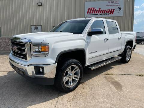 2014 GMC Sierra 1500 for sale at Midway Motors in Conway AR