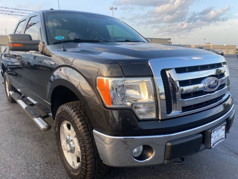 2010 Ford F-150 for sale at VIP Auto Sales & Service in Franklin OH