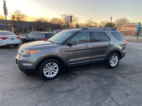 2012 Ford Explorer for sale at BWK of Columbia in Columbia SC