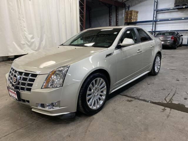 2013 Cadillac CTS for sale at Victoria Auto Sales in Victoria MN